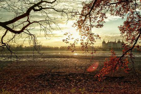 Herbstliches Moritzburg