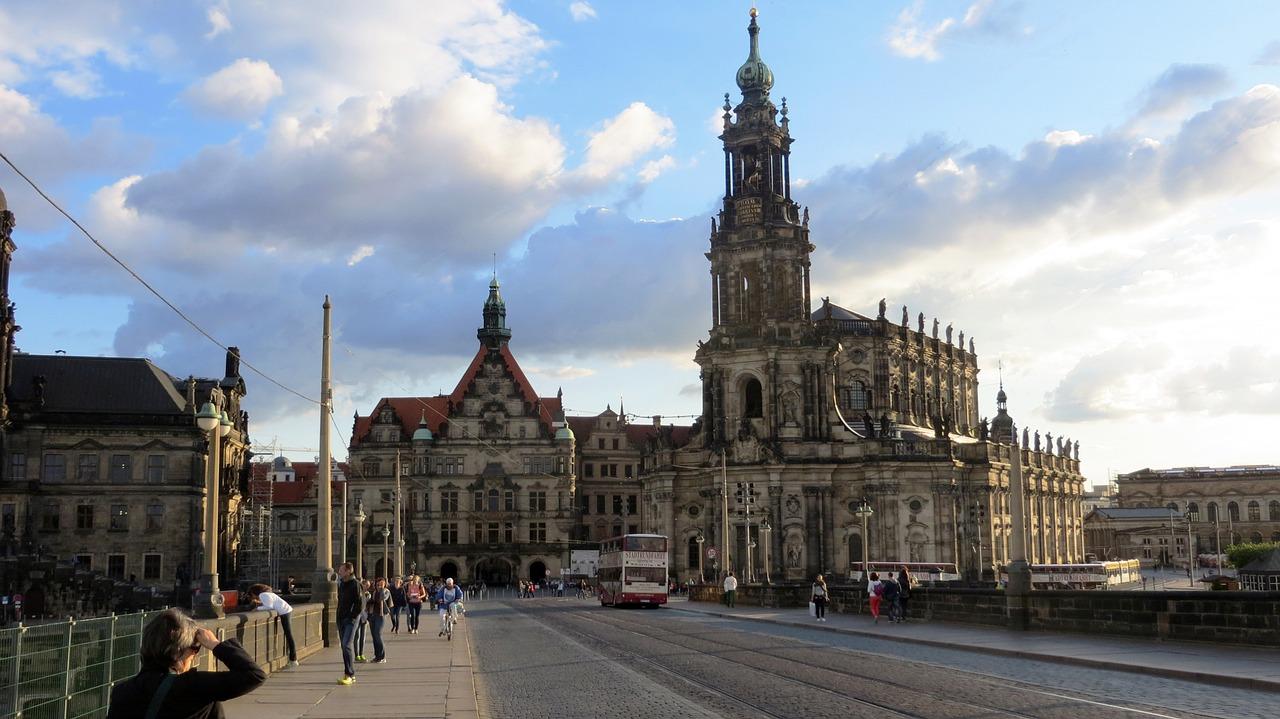 Schlosskirche Dresden