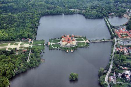Luftaufnahme Moritzburg